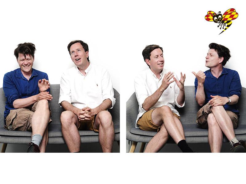 Två män i en podd - Senaste episoder - Lyssna nu på RadioPlay