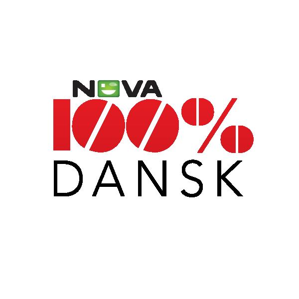 Dk in 100 percent natural